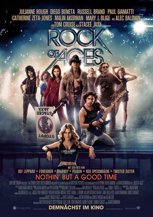 Rock of Ages (mit Alec Baldwin und Russell Brand)