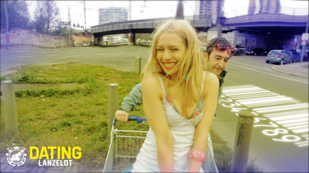 Dating Lanzelot (mit Peter Weiss, Manuel Cortez und Narges Rashidi)