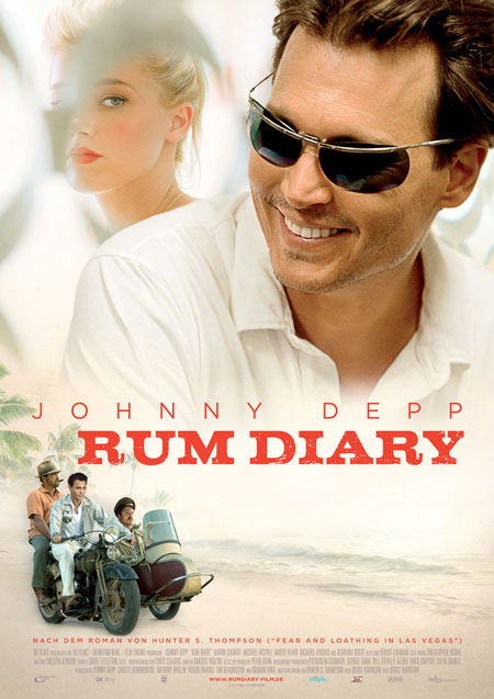 The Rum Diary (mit Johnny Depp)