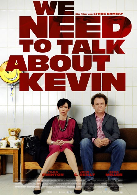 We Need to Talk About Kevin (mit Tilda Swinton)
