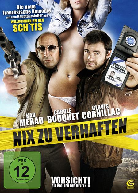 Nix zu verhaften (mit Kad Merad und Clovis Cornillac)