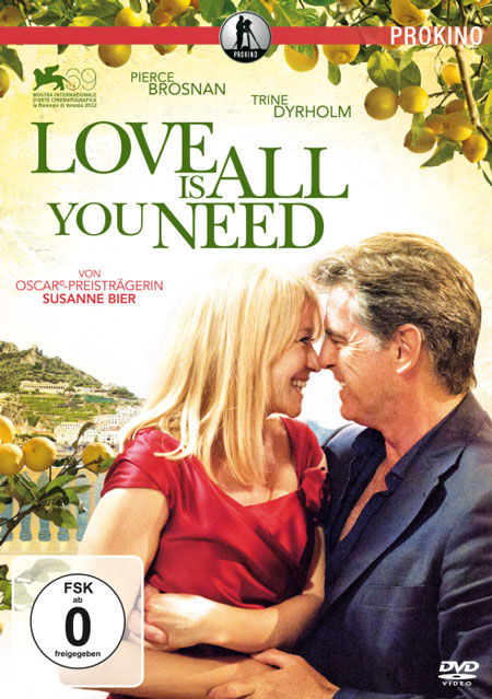 Love is all you need (mit Pierce Brosnan und Trine Dyrholm)