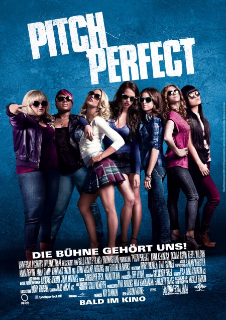 Pitch Perfect (mit Anna Kendrick und Anna Camp)
