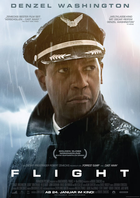 Flight (mit Denzel Washington)
