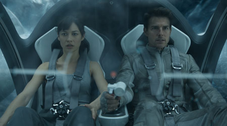 Oblivion (mit Tom Cruise)