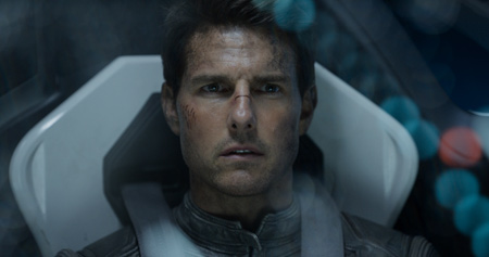 Oblivion (with Tom Cruise)