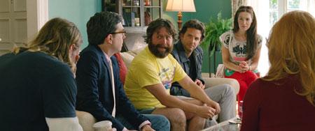 Hangover 3 (mit Bradley Cooper, Ed Helms, Zach Galifianakis und Justin Bartha)
