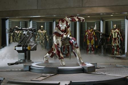 Iron Man 3 (in 3D)