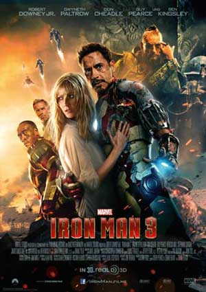 Iron Man 3 (in 3D)