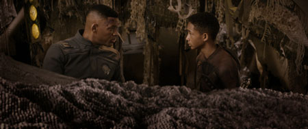 After Earth (mit Will und Jaden Smith)