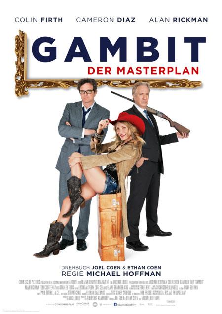 Gambit - Der Masterplan (mit Colin Firth und Cameron Diaz)