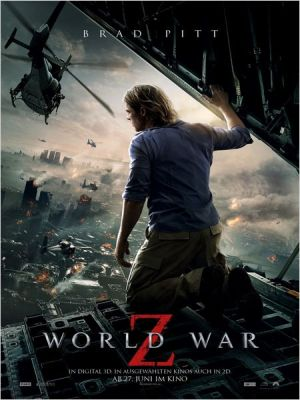 World War Z (mit Brad Pitt)