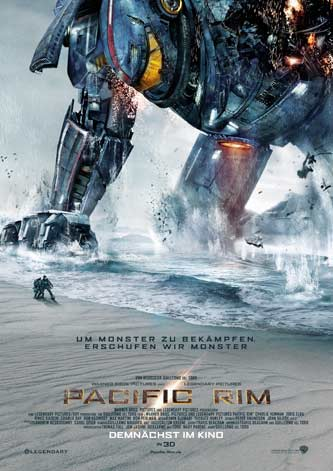 Pacific Rim (in 3D)