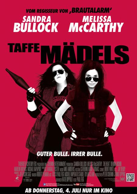 Taffe Mädels (mit Sandra Bullock und Melissa McCarthy)