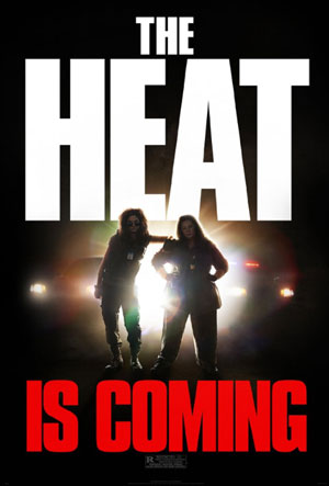The Heat (with Sandra Bullock and Melissa McCarthy)