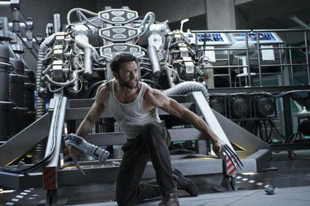 Wolverine: Weg des Kriegers (mit Hugh Jackman)
