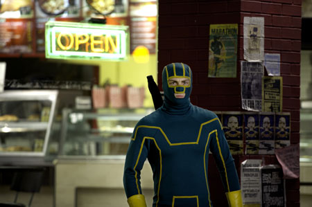 Kick-Ass 2 (mit Jim Carrey)