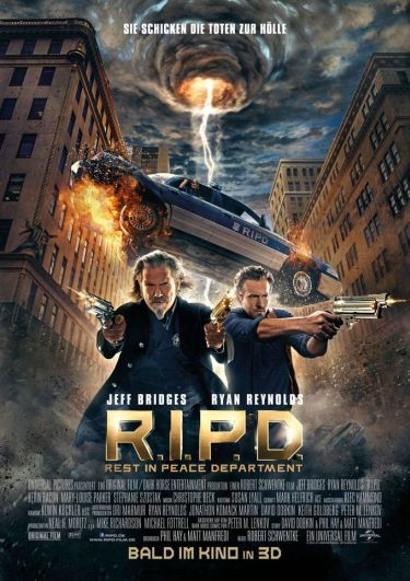 RIPD - Rest in Peace Department
