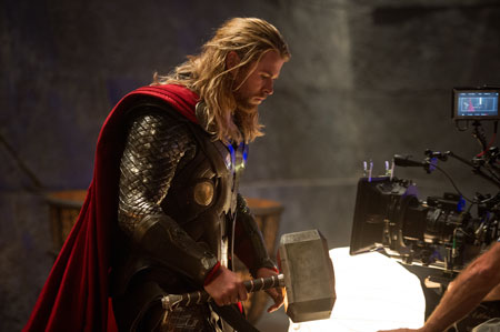 Thor - The Dark Kingdom (mit Chris Hemsworth)