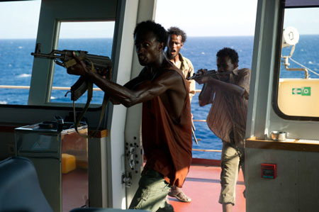 Captain Phillips (mit Tom Hanks)