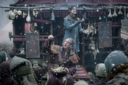 Der Medicus (mit Tom Payne und Ben Kingsley)