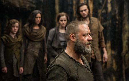 Noah (mit Russel Crowe)