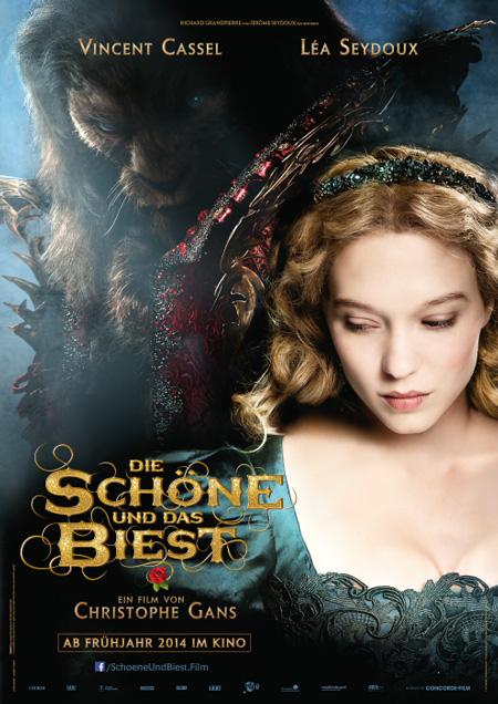 Die Schöne und das Biest (mit Leá Seydoux und Vincent Cassel))