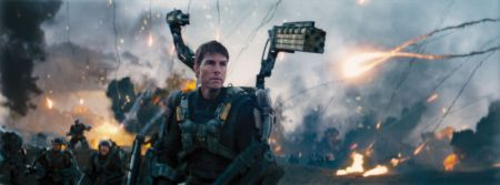 Edge of Tomorrow (mit Tom Cruise und Emily Blunt)