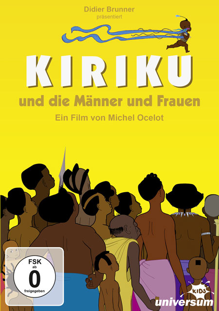 Kiriku und die Männer und Frauen