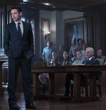 Der Richter (mit Robert Duvall und Robert Downey Jr.)