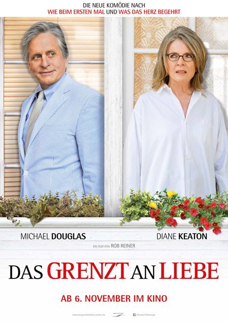 Das grenzt an Liebe (mit Michael Douglas und Diane Keaton)