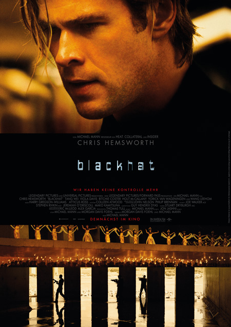 Blackhat (mit Chris Hemsworth)