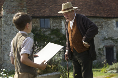 Mr. Holmes (mit Ian McKellen)