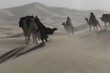 Queen of the Desert (mit Nicole Kidman und James Franco)
