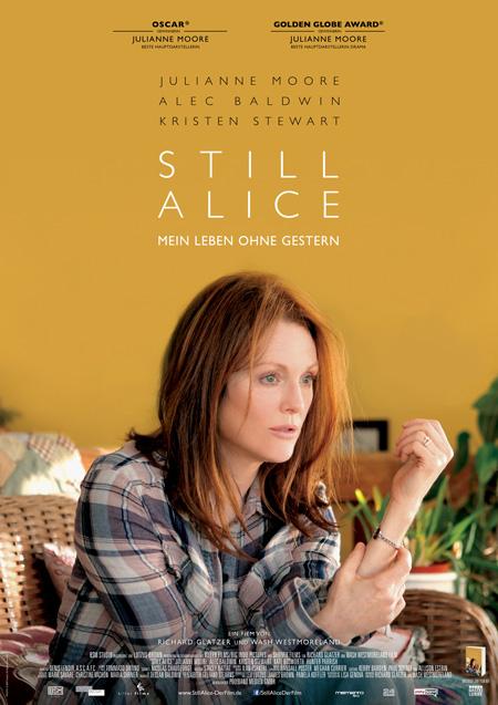 Still Alice (mit Julianne Moore und Kristen Stewart)