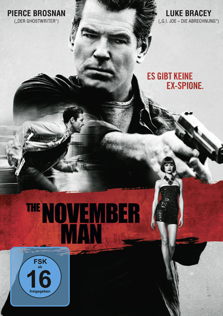 The November Man (mit Pierce Brosnan)