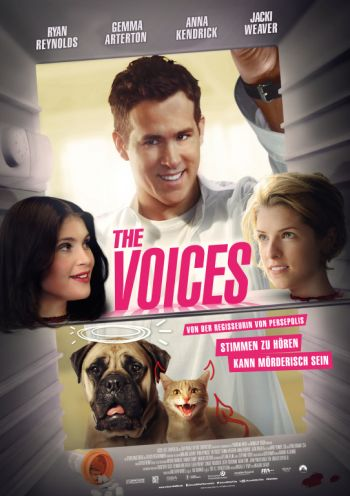 The Voices (mit Ryan Reynolds)