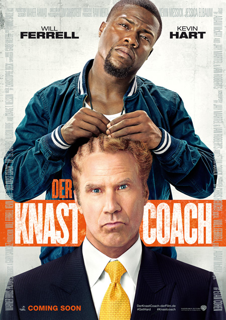 Der Knastcoach (mit Will Ferrell und Kevin Hart)