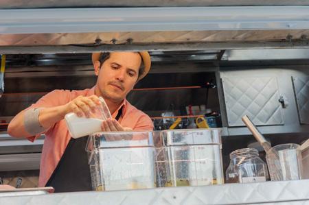Kiss the Cook (von und mit Jon Favreau)