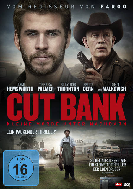 Cut Bank (mit John Malkovich und Liam Hemsworth)