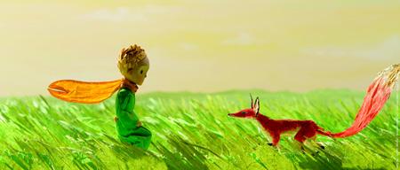 Der kleine Prinz (von Mark Osborne)