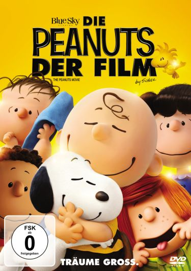 Die Peanuts - Der Film (von 2015)