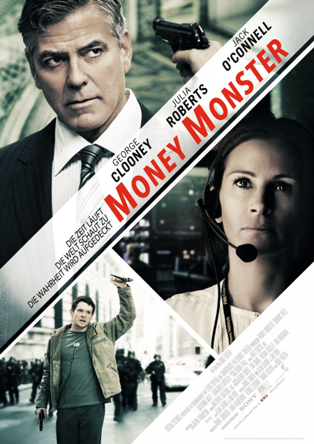 Money Monster (mit George Clooney und Julia Roberts)