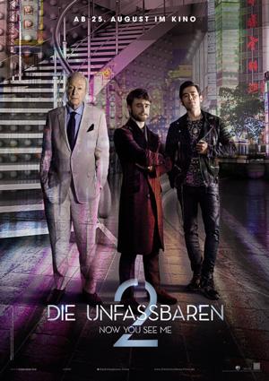 Die Unfassbaren 2 (Now you see me 2)