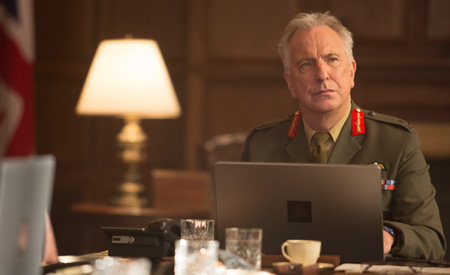 Eye in the Sky (mit Helen Mirren und Alan Rickman)