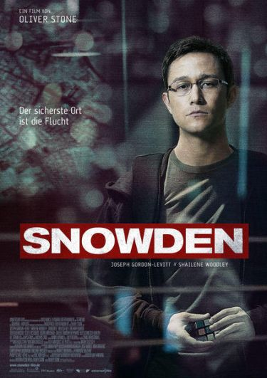 Snowden (mit Joseph Gordon-Levitt)