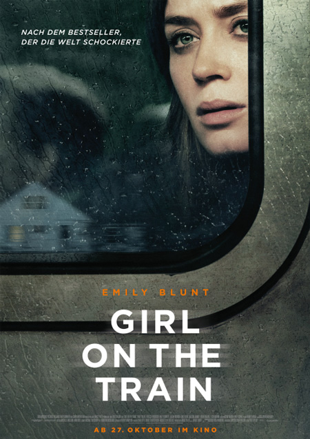 Girl on the Train (mit Emily Blunt)