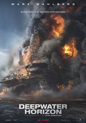 Deepwater Horizon (mit Mark Wahlberg, Kurt Russell und John Malkovich)
