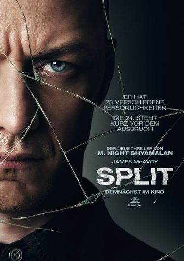 Split (mit James McAvoy)