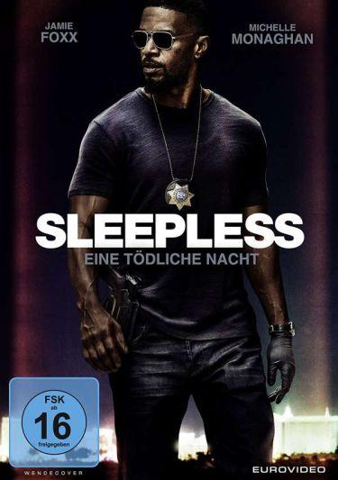 Sleepless (mit Jamie Foxx)